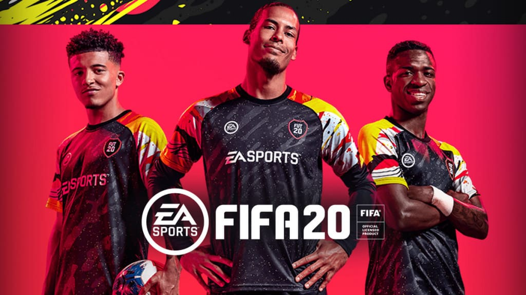 Fifa 20 Poster
